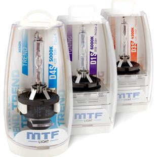 ксеноновые лампы MTF-Light